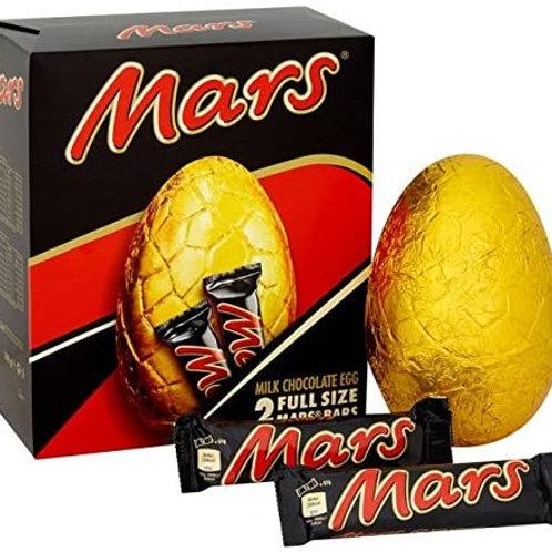 Mars MILK CHOCOLATE EGG 280 G