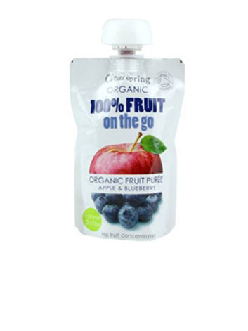 clearspring organic apple &blueberry