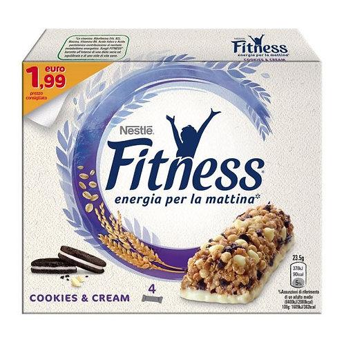 Nestle Fitness COOKIES &CREAM