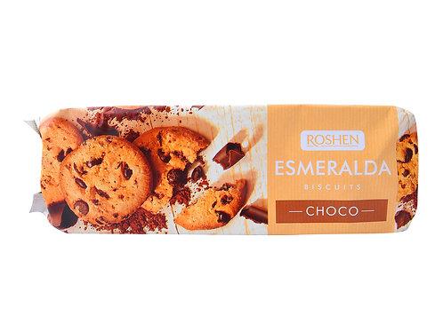 ROSHEN ESMERALDA BISCUITS CHOCO  170g