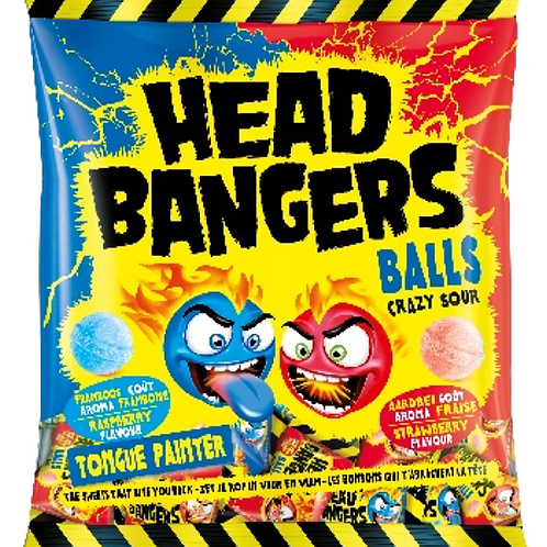 head bangers ball crazy sour (tomgue paimter)