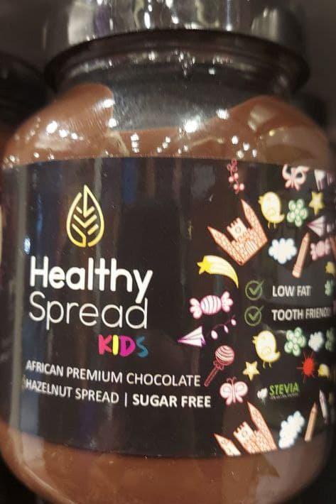 healthy spread milk hazelnut for kids