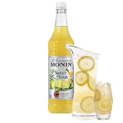 MONIN Sweet &Sour1000ML