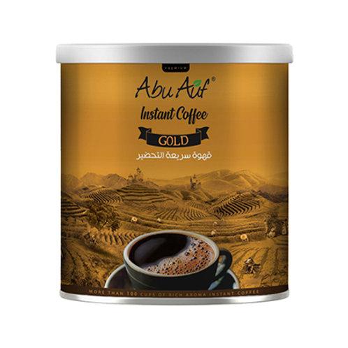 Abu Auf Instant Coffee GOLD