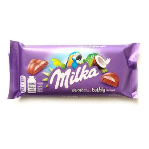 Milka (bubbly coconut)