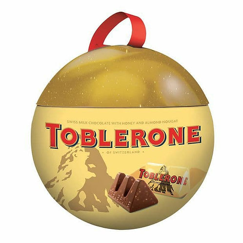 Toblerone Chocolate ball
