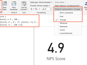 Net Promoter Score in Power BI & Tableau