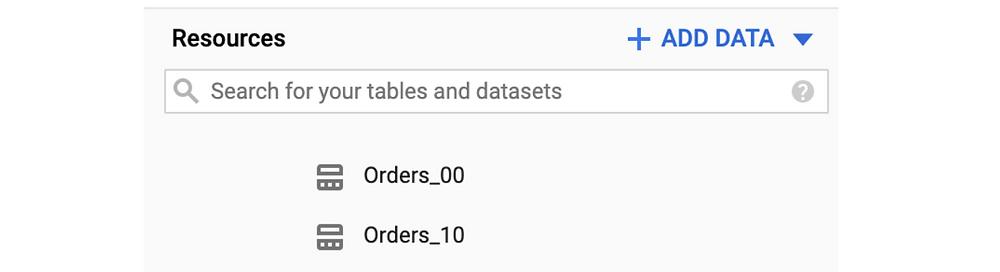 Decade Table BigQuery