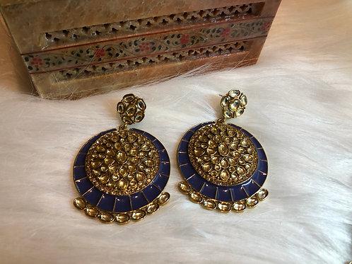 KAVYA Blue Earrings