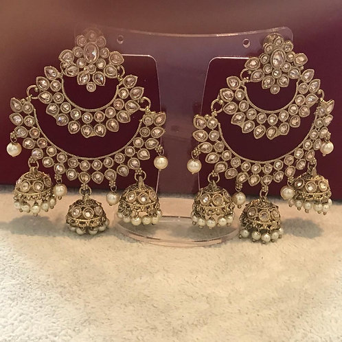 TANISHQ Limited Edition Earrings