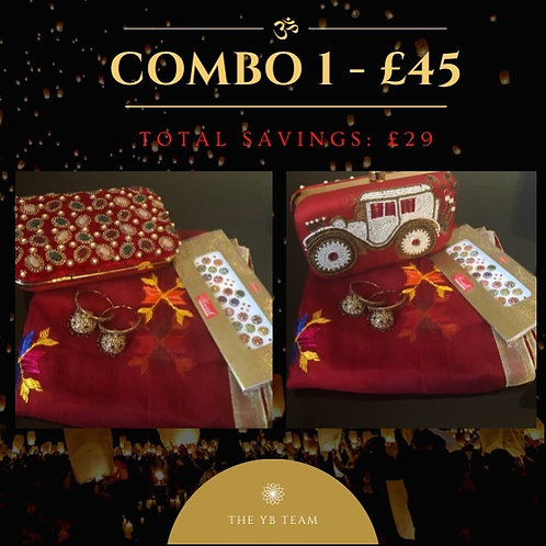 COMBO  - Red Combo Bundle Deal