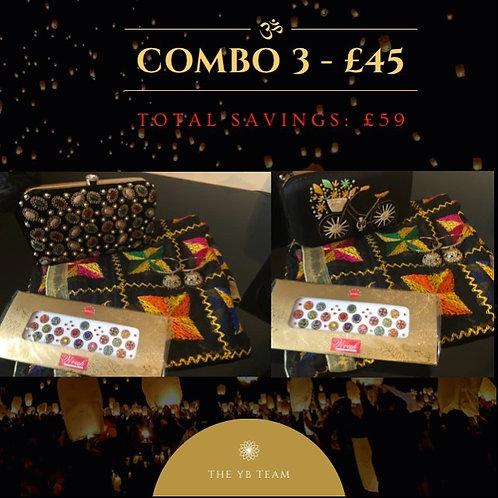 COMBO - Black Bundle Deal