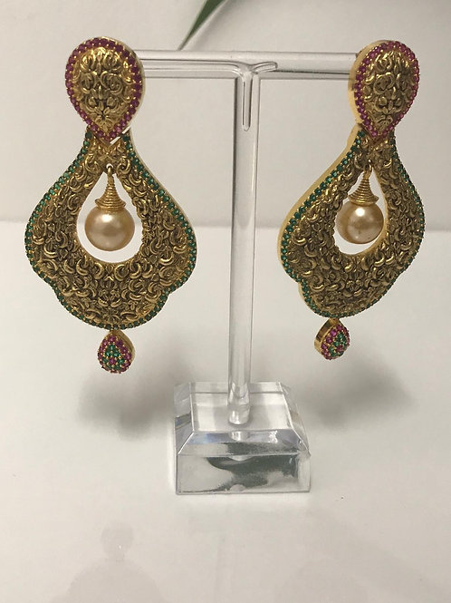 JASMINE Royal Earrings