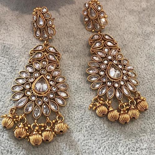 JHANVI Limited Edition Earrings