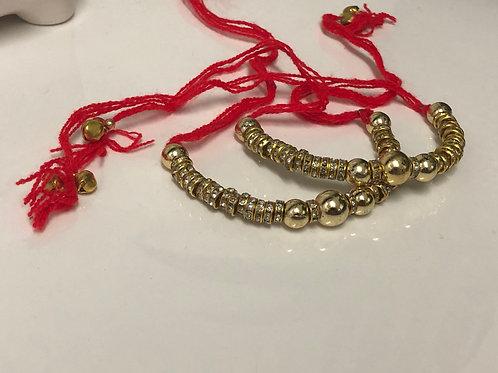Golden Pair of Ghaane