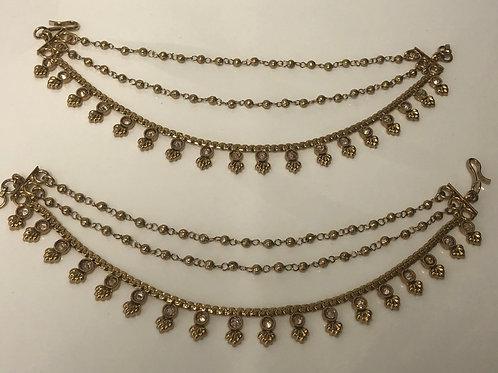 Antique Gold Sahare