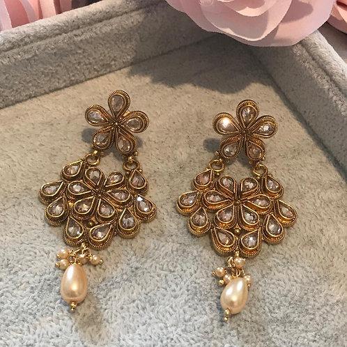 ARIA Golden Earrings