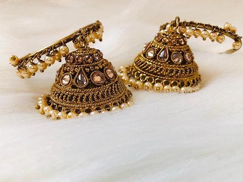 KHUSHI Jhumki Earrings