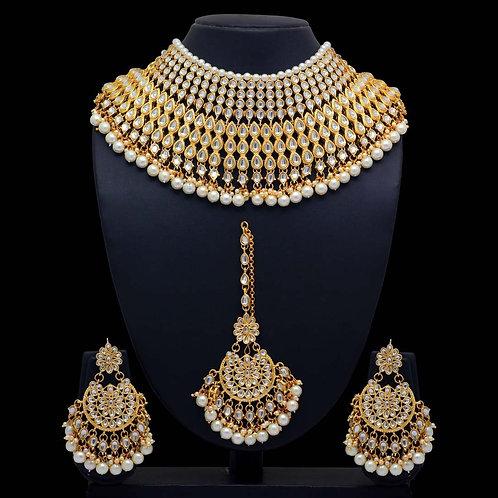 Jodha Akhbar Necklace Set