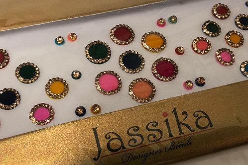 Large Designer Bindi Pack
