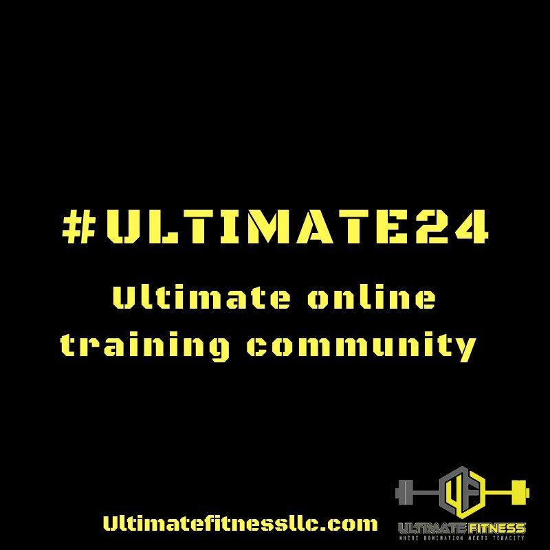 #Ultimate24