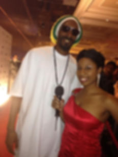 Shay and Snoop Dogg Bonita Tequila Launc