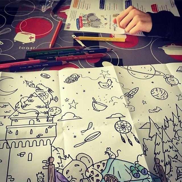 - On apprend l'anglais en coloriant ! -