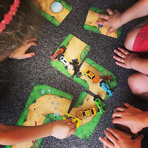 Bilingual Flashcard Games