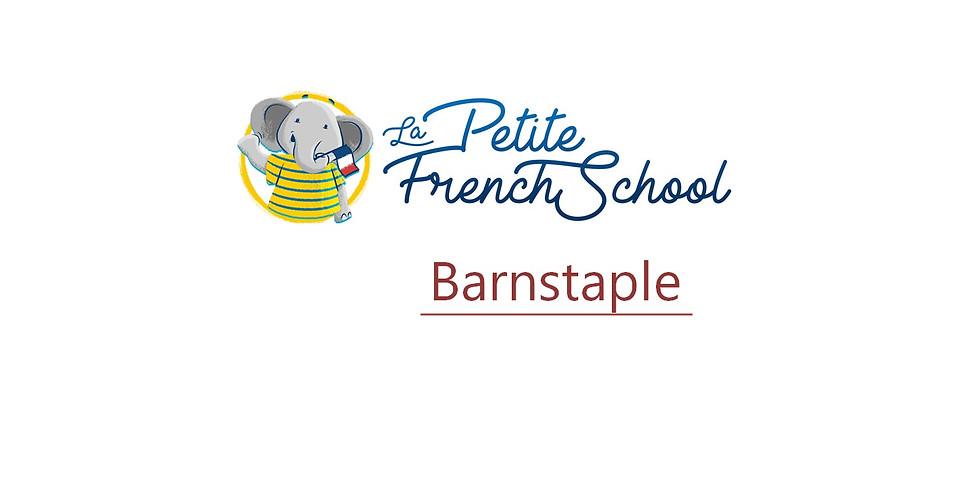 Barnstaple Autumn Term 2018