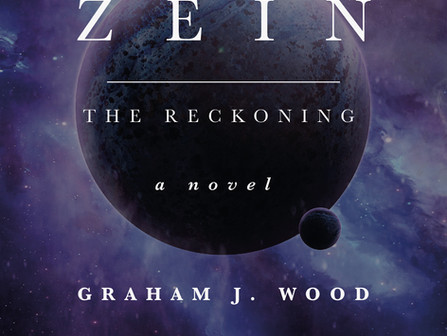Zein The Reckoning the third and final instalment of the trilogy is due to be launched in February.