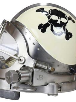 Joe Savoie Mixed Gas Helmet