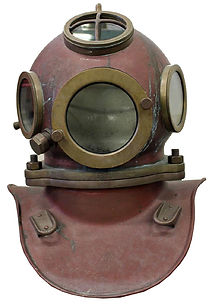 Drager Antique Diving Helmet