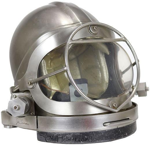 joe savoie divng helmet stainless