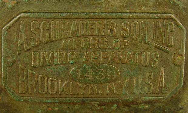 A. Schrader's Son Brooklyn NY tag