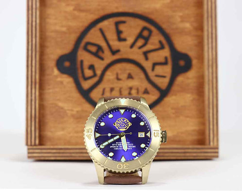 Galeazzi Limited Edition #'ed Divers Watch