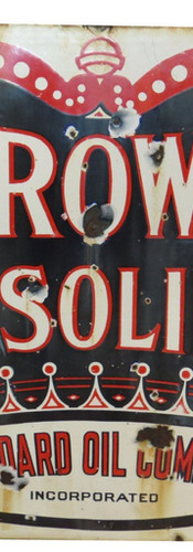 crown-gasoline-standard-oil-company-sign