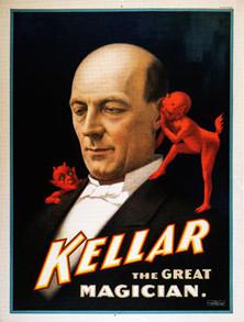 Kellar The Great Magician Poster