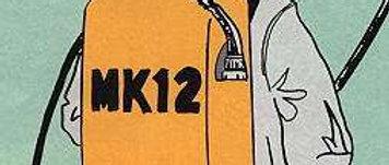 US Navy Mark 12 Divers Rebreather Backpack Morse 1980s