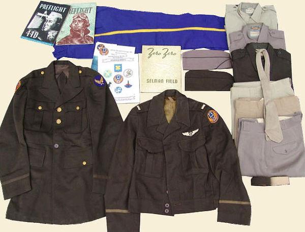 World War Two Dress Uniform