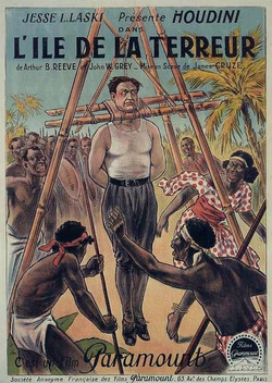 Terror Island Movie Poster