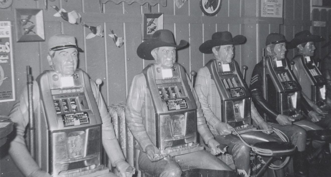 Polk Solder & Cowboy Slots