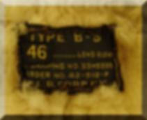 Type B-3 Coat Tag