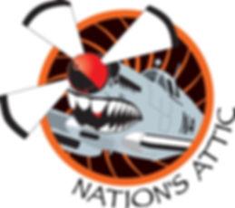 Nation's Attic World War 2 Logo