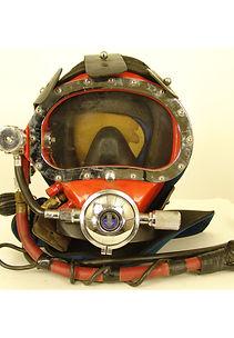 Kirby Morgan Mask Diving Helmet