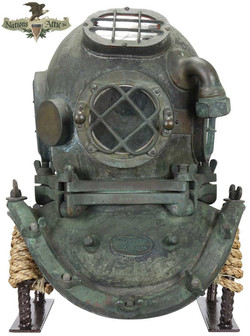 Morse 5 Bolt Diving Helmet