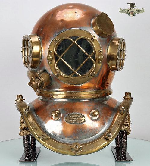 A.J. Morse & Son 1930's Diving Helmet