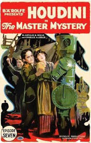 1919 Movie Serial Poster Episode 9