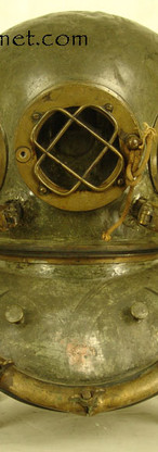 Alfred Hale Co Diving Helmet