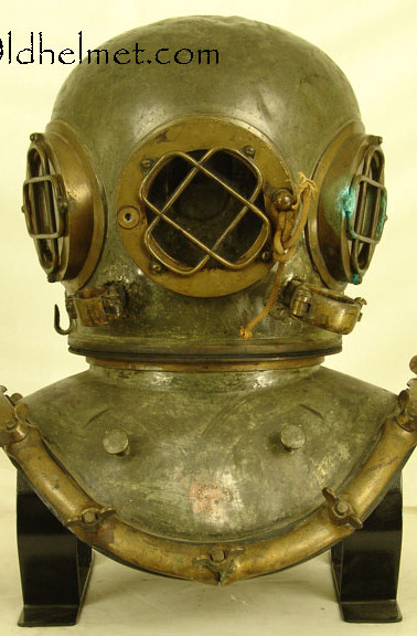 Alfred Hale Co Diving Helmet