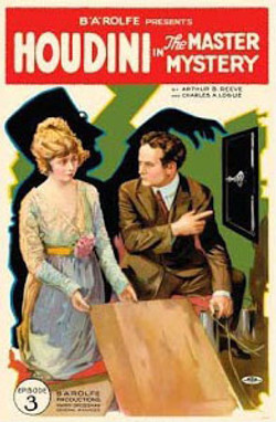 1919 Movie Serial Poster Episode 4